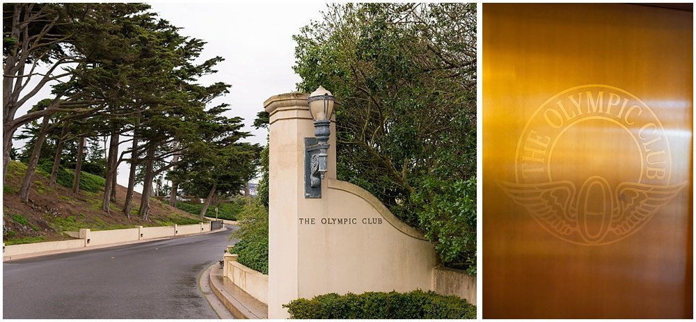 The Olympic Club Wedding venue