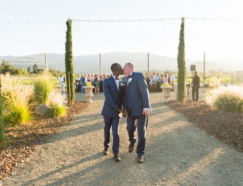 Wine Lovers – Mr. & Mr.'s Tre Posti Wedding