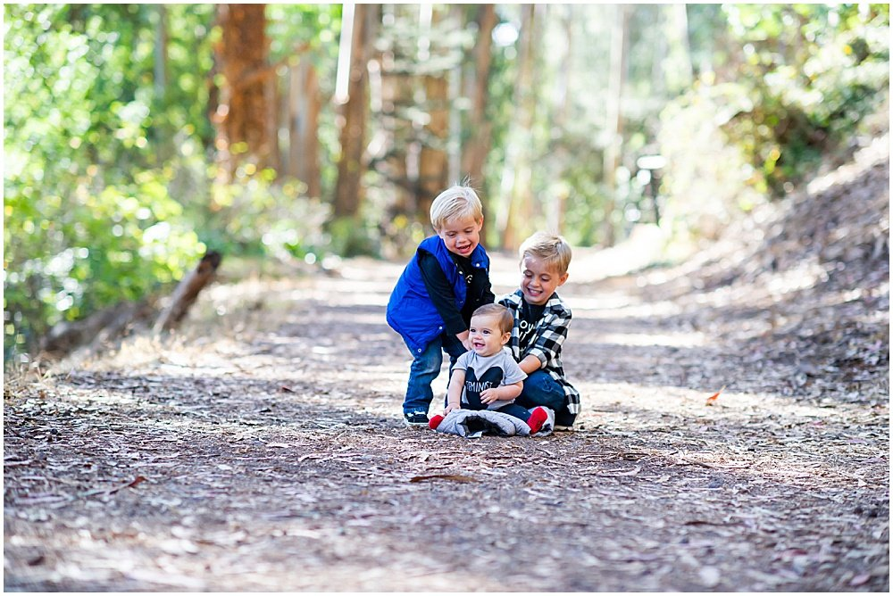 baby brothers for Bay Area Family Photography by chloe jackman photography