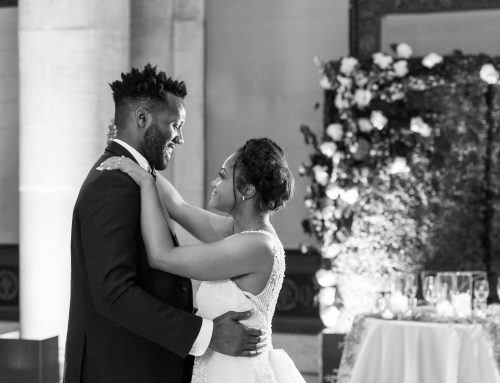 An Elegant Black Tie San Francisco Asian Art Museum Wedding