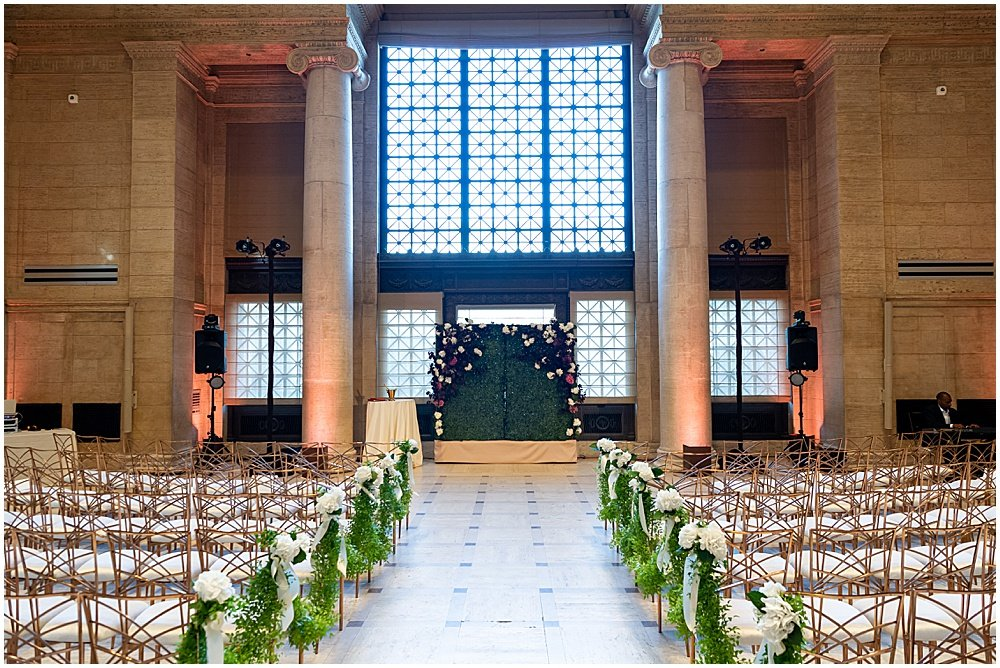 San Francisco Asian Art Museum Wedding ceremony