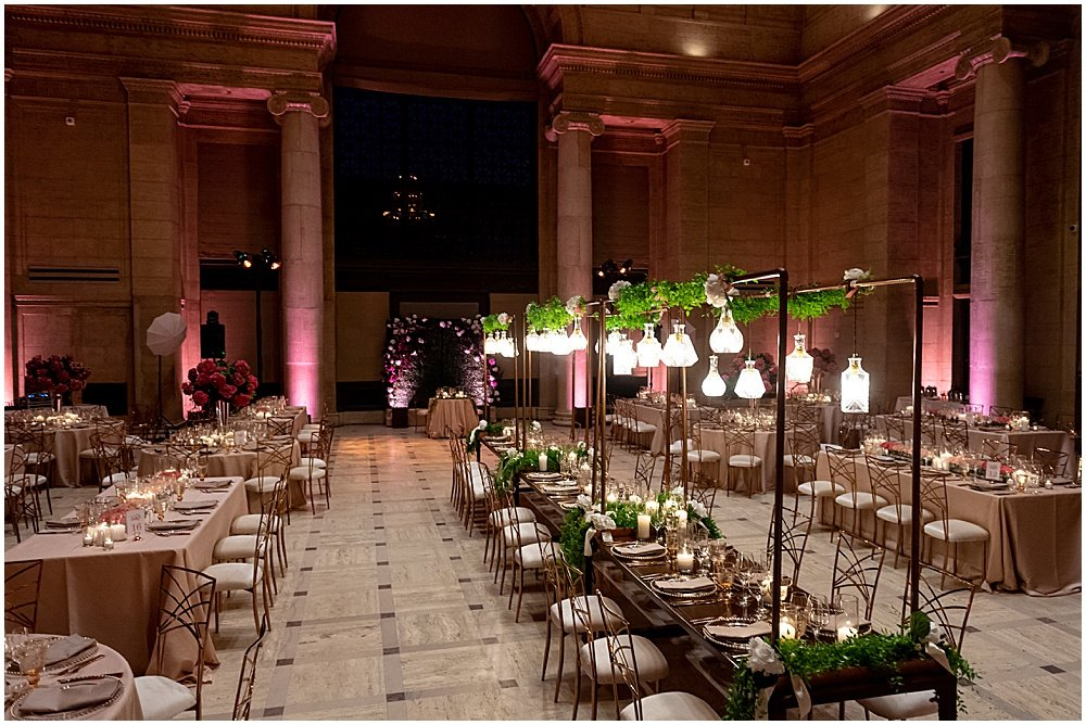 San Francisco Asian Art Museum Wedding Reception