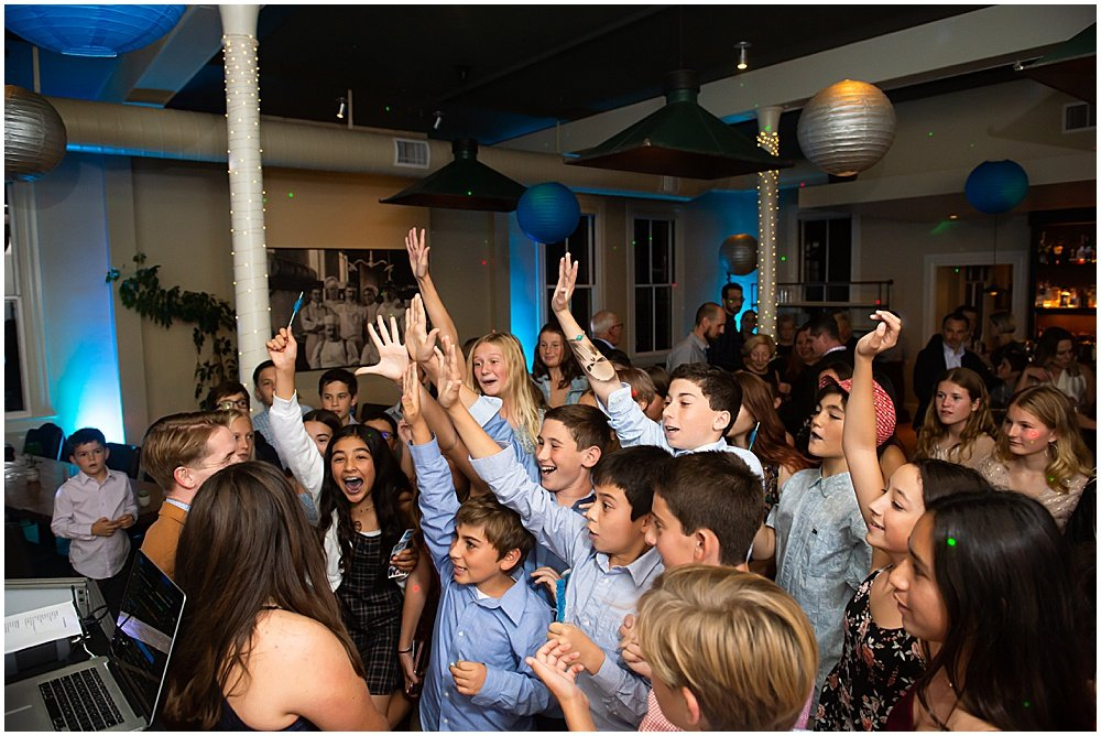 Bat Mitzvah photography at the Commissary SF