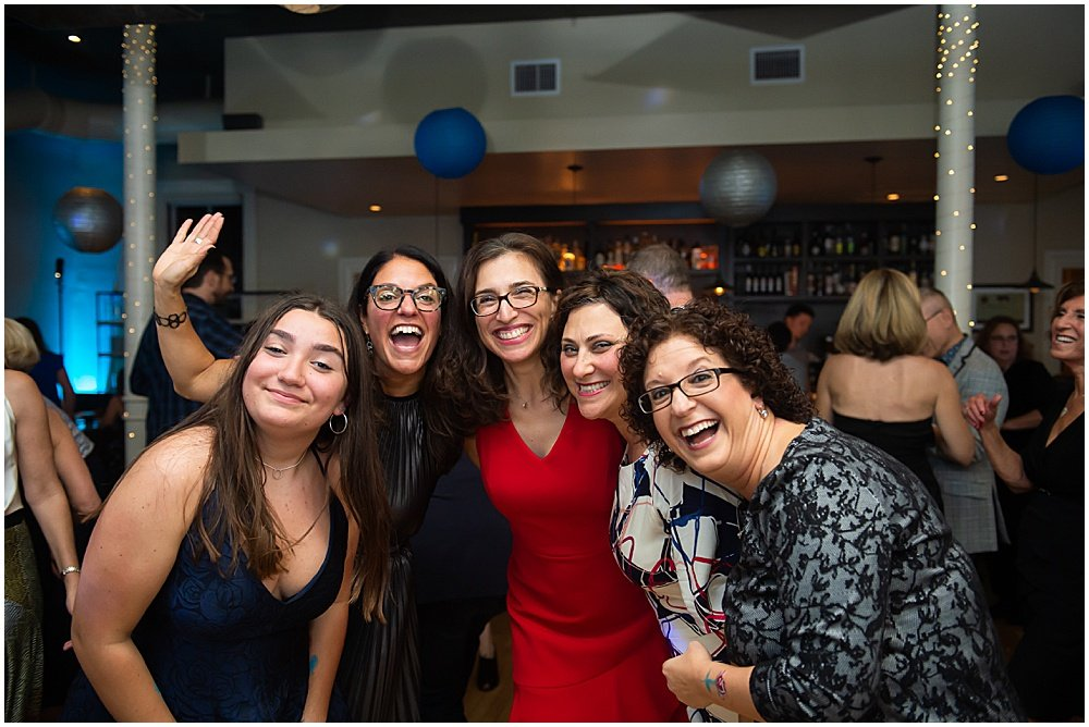 Celebrating a bat mitzvah in san francisco