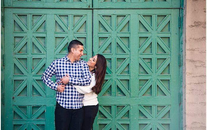 couple at palace of fine arts by chloe jackman photography