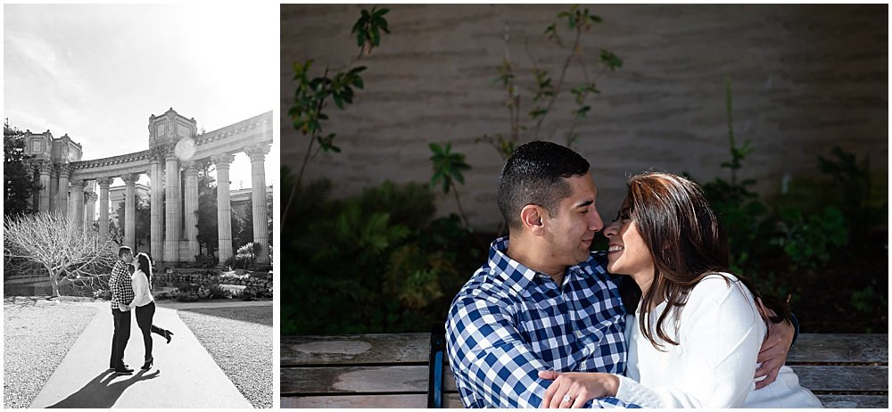 Iconic San Francisco Engagement photos