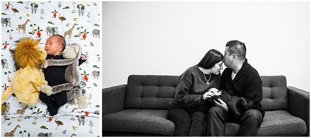 new born studio images for Studio Photography Ideas
