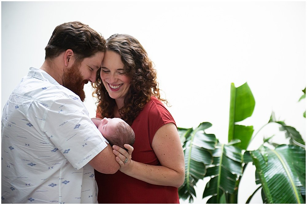 new parent portrait for Studio Photography Ideas by chloe jackman photography