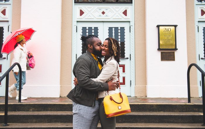 Bria and Luther's cover photo for postponing a wedding during a pandemic blog by chloe jackman photography